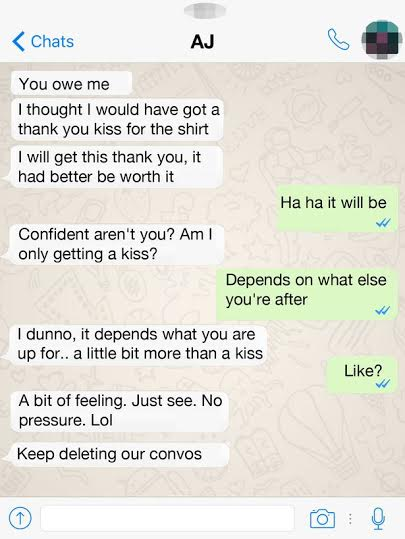 Chat with a girl