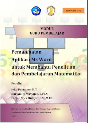 buku aplikasi word