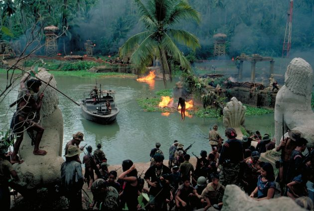 hantu baca Film Perang Terbaik di Perang DUNIA II Berdasarkan Kisah Nyata APOCALYPSE NOW 1979