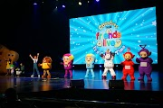 CBEEBIES & FRIENDS LIVE IT'S PARTY TIME DI RESORTS WORLD GENTING SEMPENA CUTI SEKOLAH