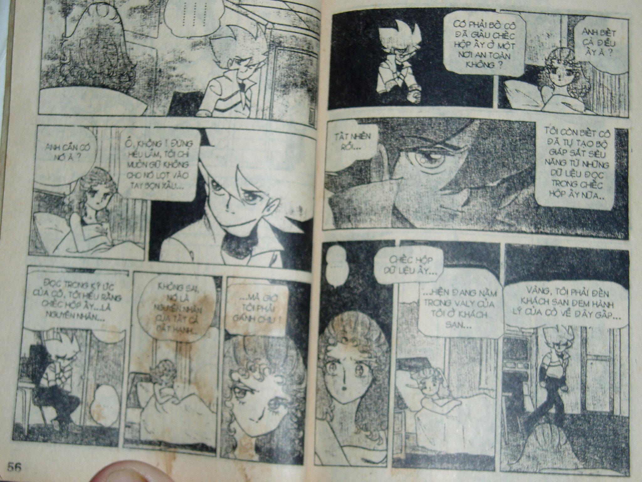 Siêu nhân Locke vol 16 trang 27