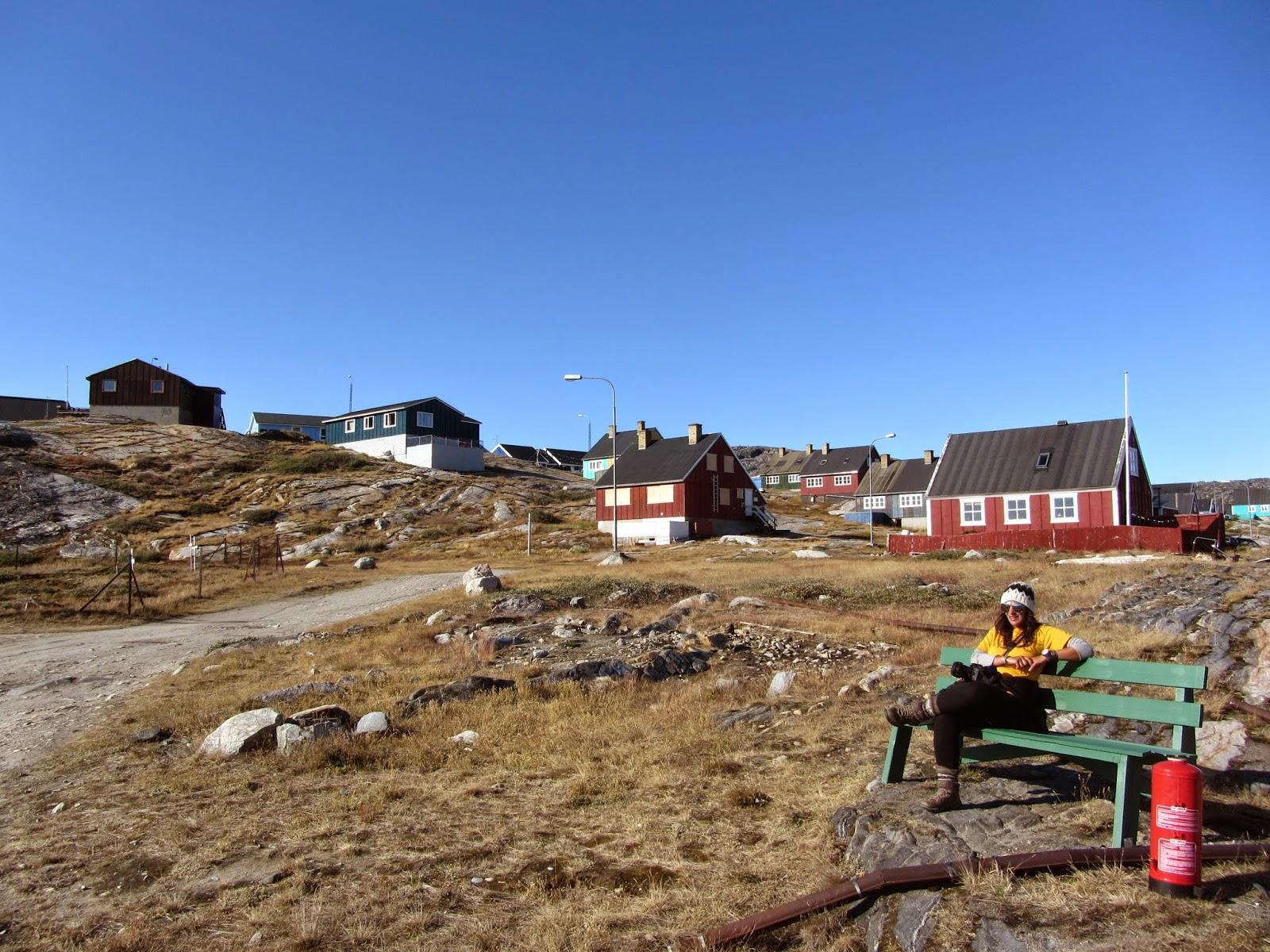 Explorando a BAÍA DE DISCO de Aasiaat e Qasigiannguit | Gronelândia