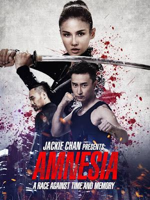 Jackie Chan Presents Amnesia 2016 DVDR R1 NTSC Latino