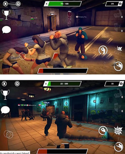 Download New Games Street Wars PvP v1.11 Apk Android Free