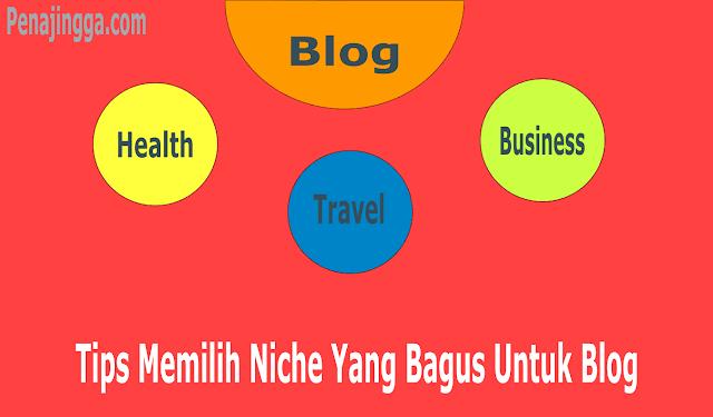 Tips Memilih Niche Yang Bagus Untuk Blog Baru Anda