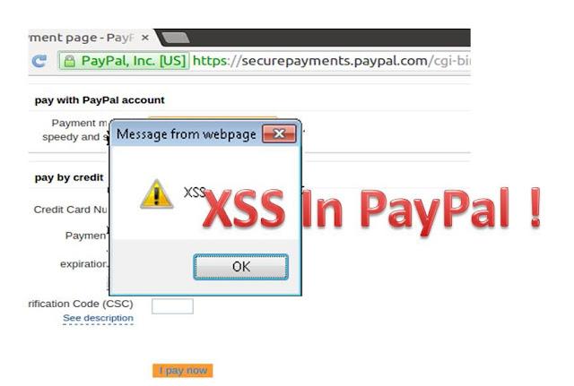 Hacking PayPal