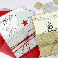 Printable Gift Card Pockets