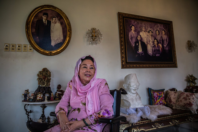 Ibu Nyai Sinta Nuriyah, Kartini Indonesia yang Masuk Kategori 100 Orang Paling Berpengaruh Versi Time