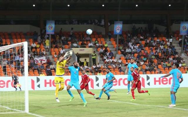 India beat spirited Nepal 2-0 in international football friendly