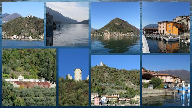 Bergamo to Lake Iseo Day Trip - Monte Isola