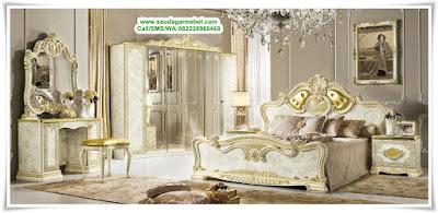 Kamar Set Victorian Mewah, Tempat Tidur Victorian Terbaru, Set Kamar Tidur Mewah Victorian