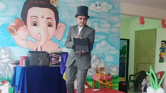 Best Magician | Magician Anil Indore
