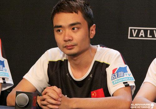 """Zhang """"xiao8"""" Ning"""
