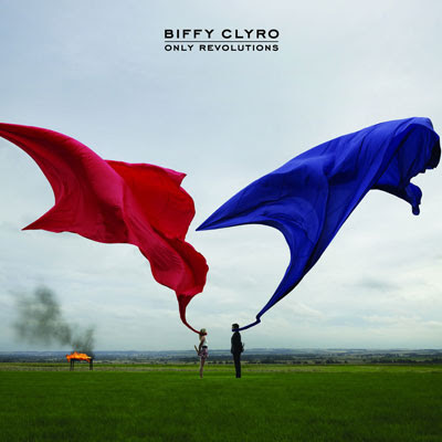 Rest In Peace, Storm Thorgerson: Biffy Clyro - Only Revolutions