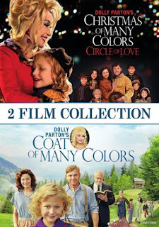 Dolly Parton's A Coat of Many Colors and  A Christmas of Many Colors