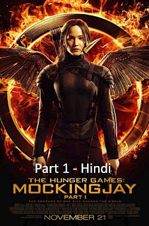 The Hunger Games: Mockingjay – Part 1 (2014) Hindi Dual Audio BluRay | 720p | 480p