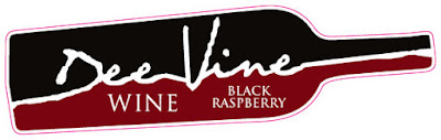 Dee Vine Wine Black Raspberry Wine Label | Banners.com