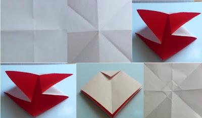 como hacer moños con papel chongos de papel