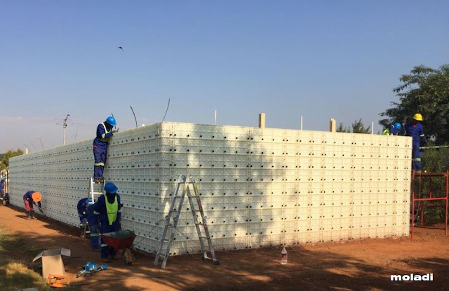 moladi Plastic Formwork - Construction Technology