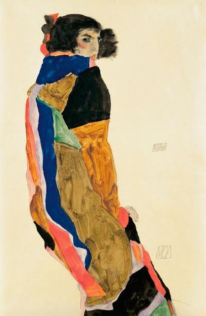 Egon Schiele - Моа