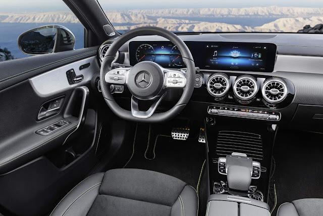 Novo Mercedes-Benz Classe A 2019