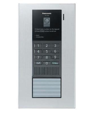 Camera chuông cửa Panasonic VL-V590VN – an toàn cho ngôi nhà của bạn
