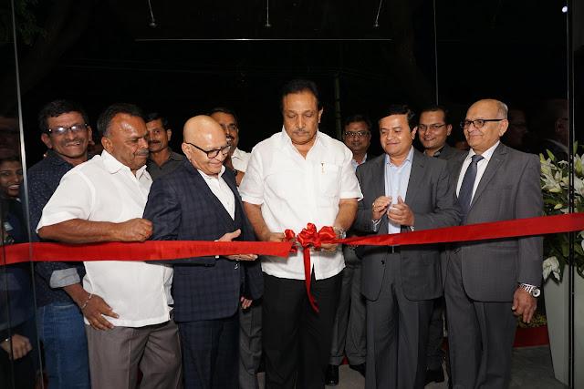 Minister Krishnappa - Ribbon Cutting