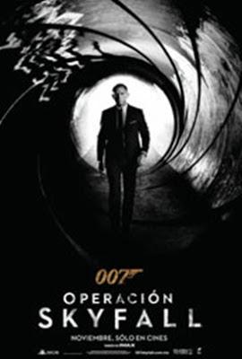 007 James Bond  - Operación Skyfall