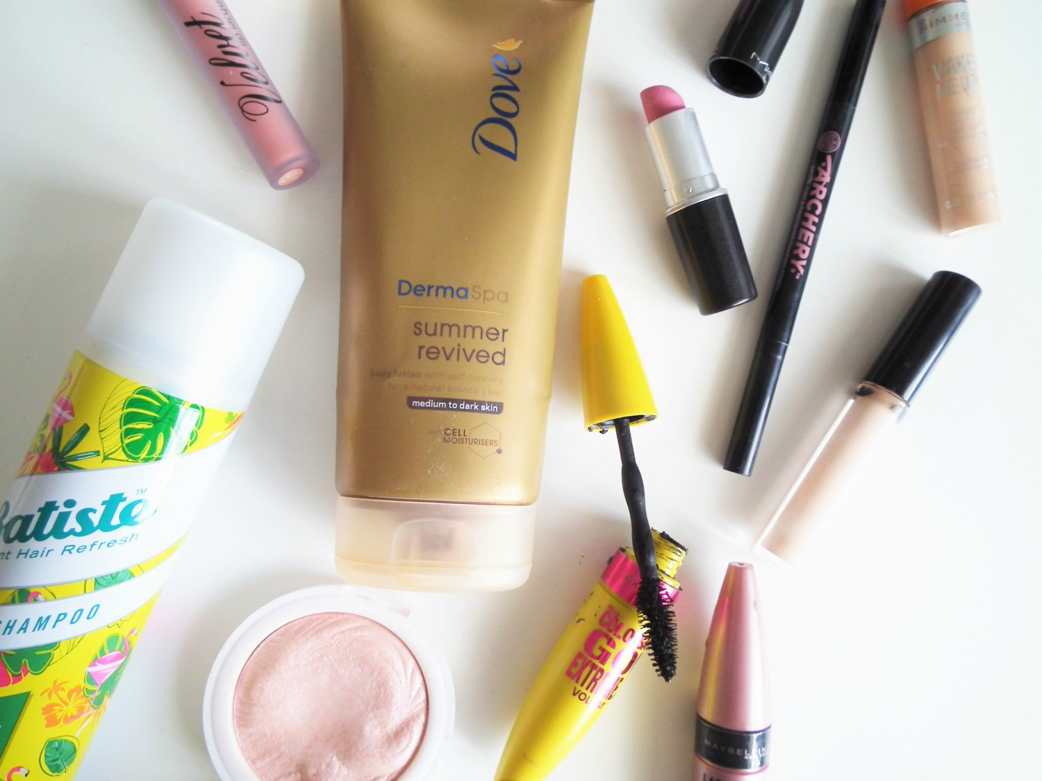 Beauty Products I Couldn't Live Without