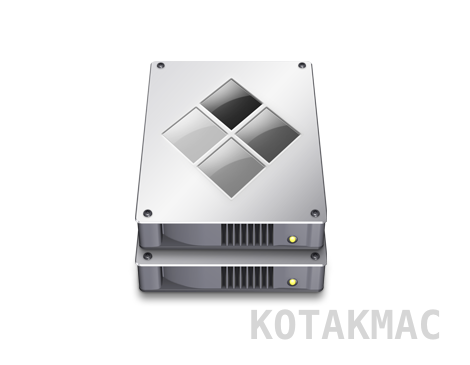 Cara Menghapus Partisi Bootcamp Windows di Mac dengan Disk Utility