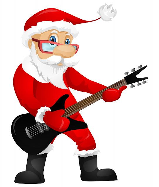 merry xmas 2016 funny santa image