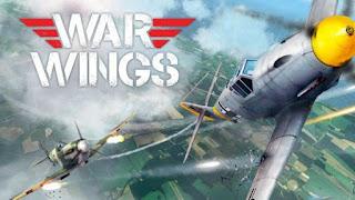 War Wings Apk v1.85.20 Mod Free Shooping Terbaru