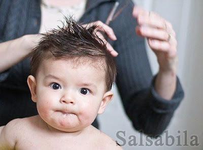 cara melebatkan rambut bayi dengan cepat