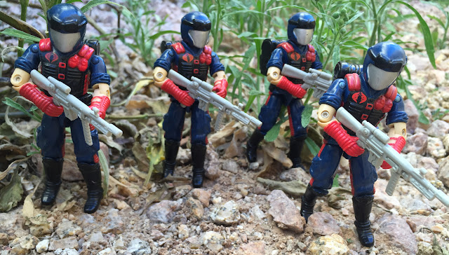 1986 Viper, Cobra, BAT, Battle Android Trooper, 1984, Stinger