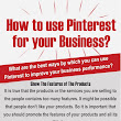 How to use Pinterest for your Business?