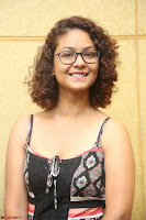 Actress Aditi Myakal Looks gorgeous in Sleeveless Deep Neck Top at Ami Tumi success meet ~  Exclusive 140.JPG