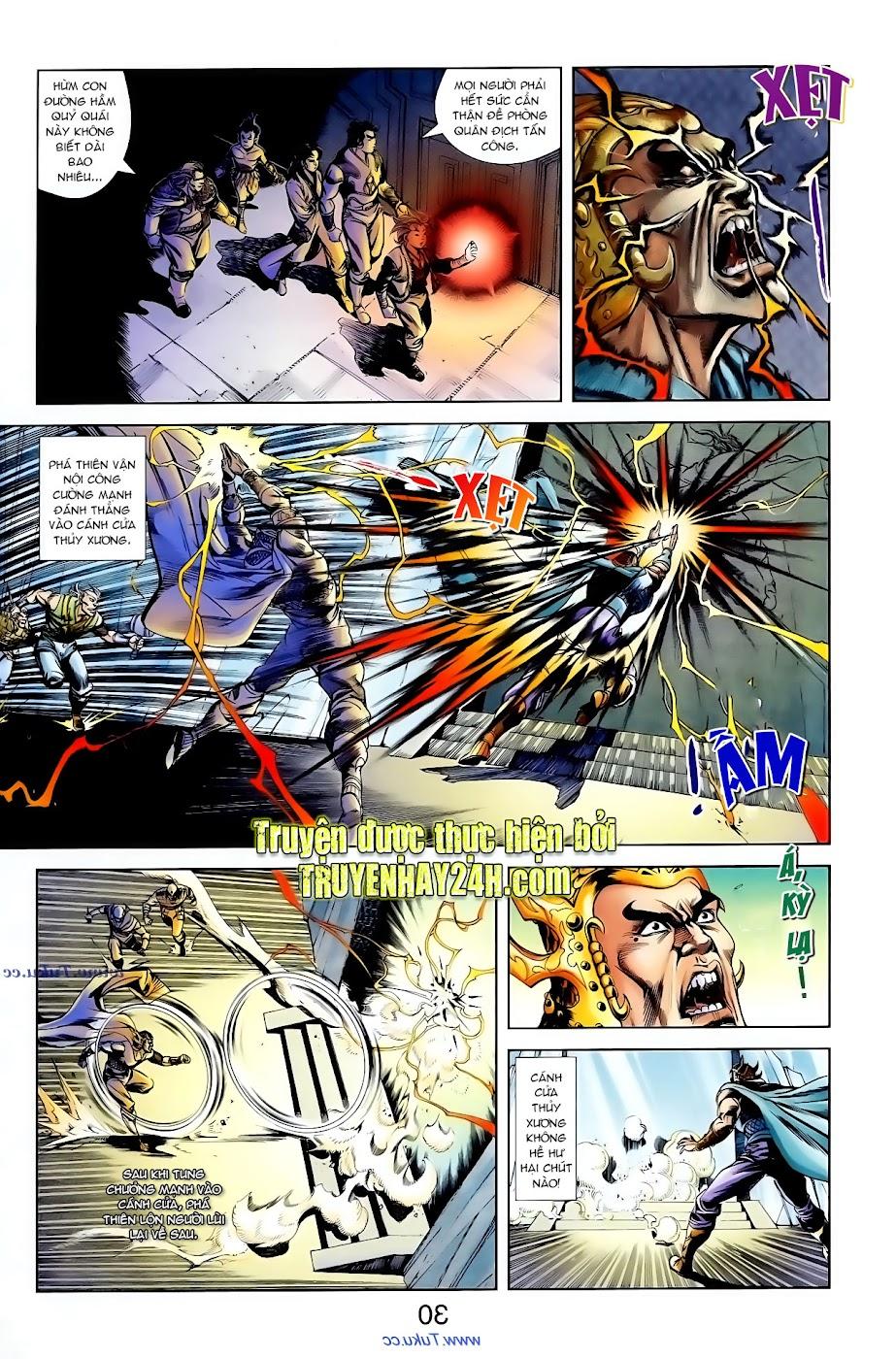 Cơ Phát Khai Chu Bản chapter 96 trang 14