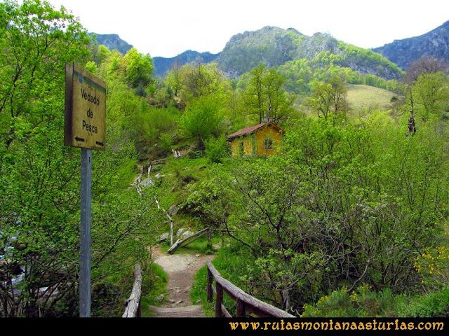 Ruta del Alba: Fin de la ruta en la Cruz de los Ríos