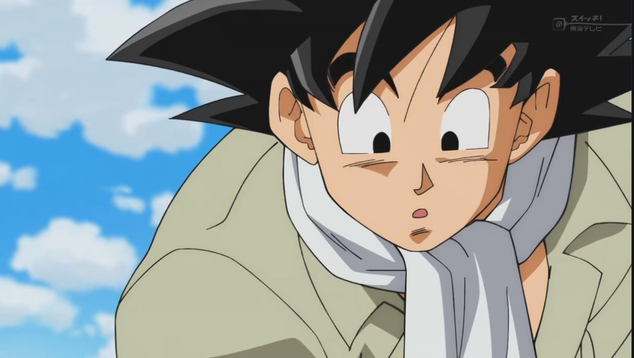 Dragon Ball Super – Episódio 01