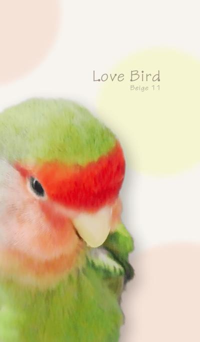 Love Bird/Beige 11