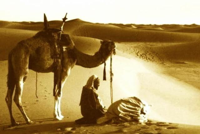 Pemuda Fakir Ini Ternyata Penghuni Langit Yang Sering Dimintai Doa Oleh Umar Bin Khattab