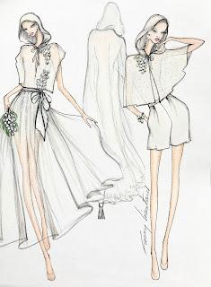 Collection robes de mariée @ Fanny Liautard