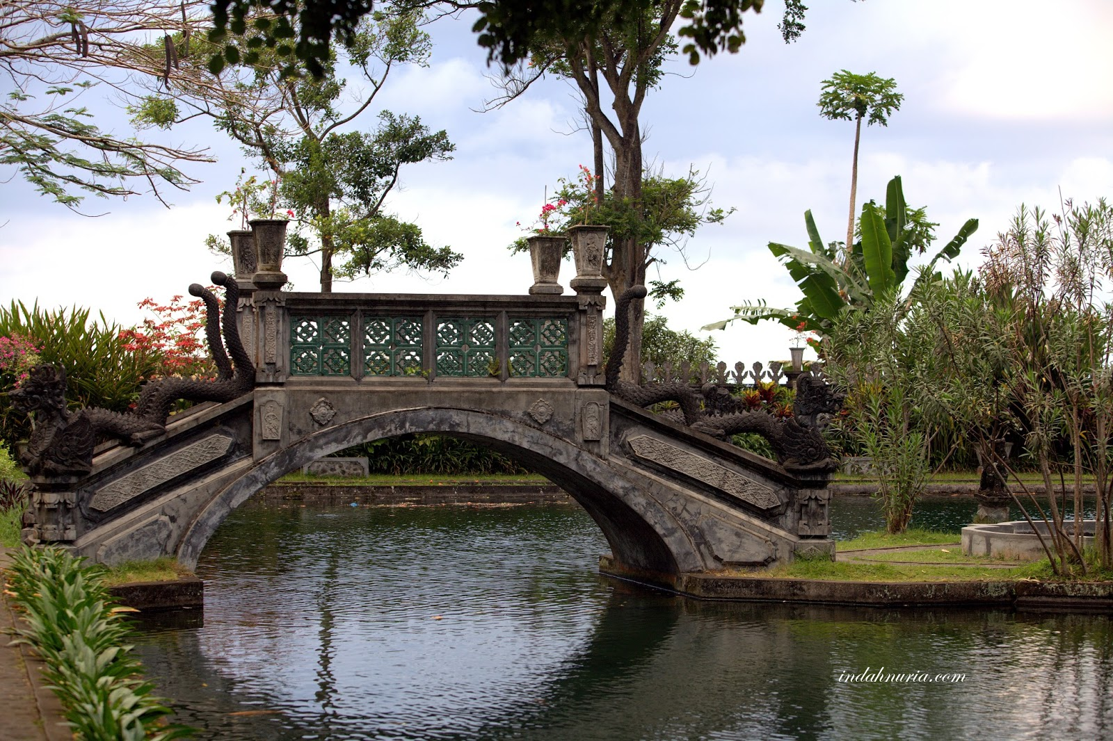 Tirta Gangga Royal Water Garden: My Purple World : Tirta Gangga At A Glimpse