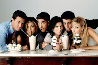 Friends - Iconic show of 90s