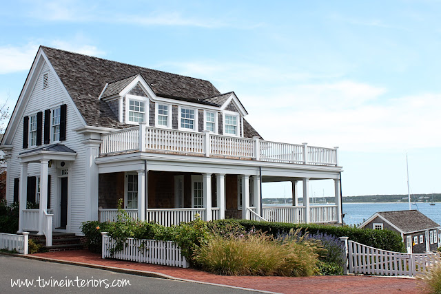 Marthas Vineyard Porches
