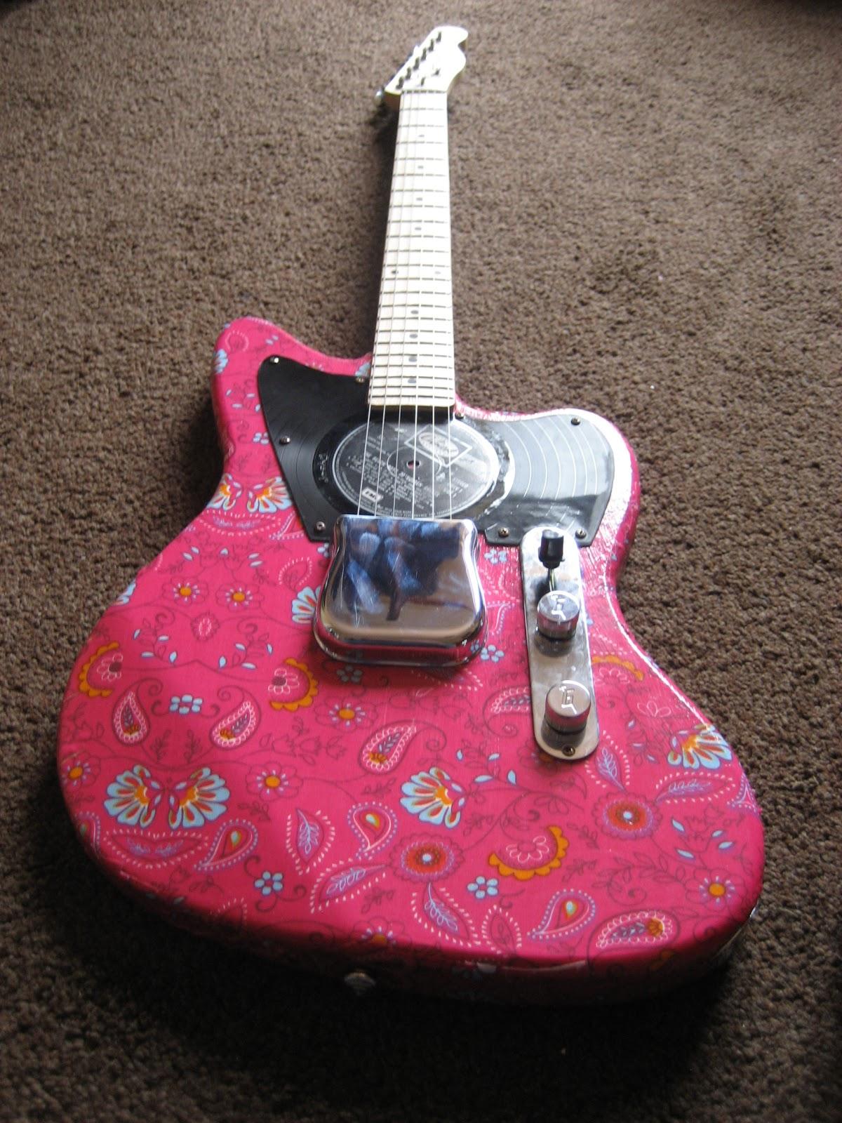 The Jooky Guitar Emporium: Sold: The JoBo One