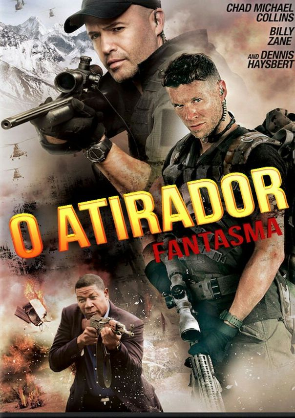 O Atirador Fantasma - HD 720p