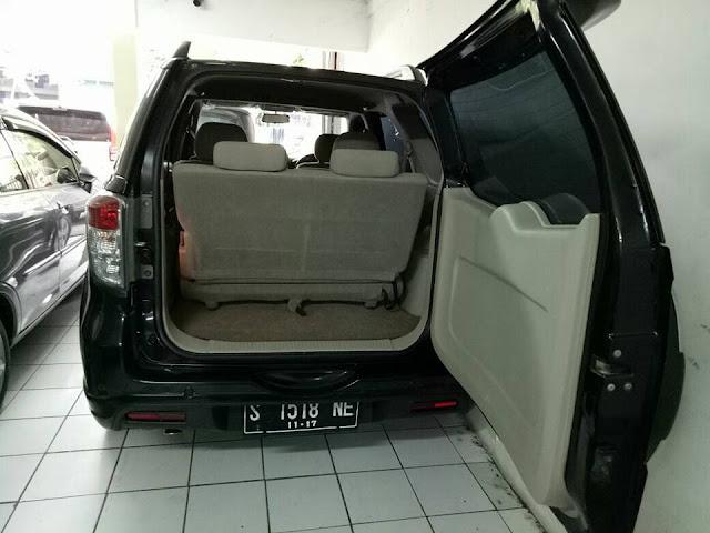 harga bekas Toyota Rush S tahun 2012