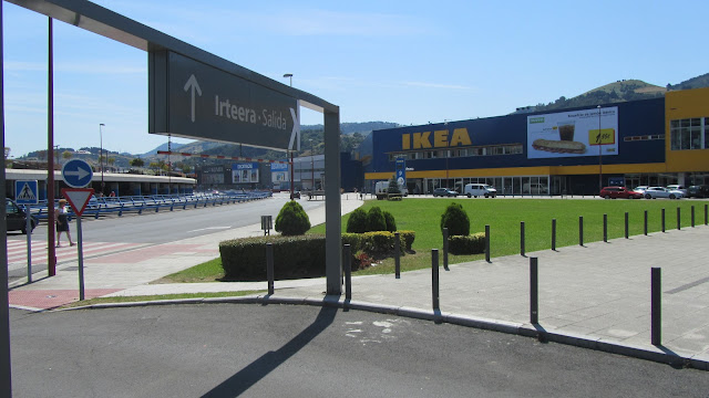 Barakaldo digital lab acusa a ikea de boicotear el for Transporte muebles ikea