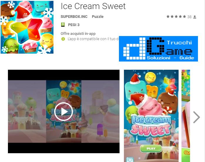 Trucchi Ice Cream Paradise Mod Apk Android v1.0.3